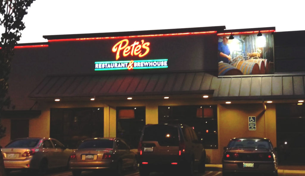 Antioch Pete's Restaurant & Brewhouse