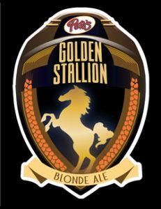 Golden Stallion Beer - Pete's Restaurant & Brewhouse