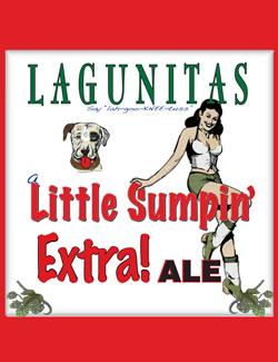 Lagunitas Lil Sumpin' - Pete's Restaurant & Brewhouse