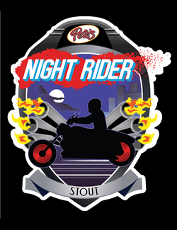Pete's Night Rider Beer - Pete's Restaurant & Brewhouse
