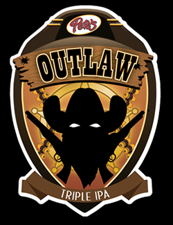 Pete's Outlaw Beer - Pete's Restaurant & Brewhouse