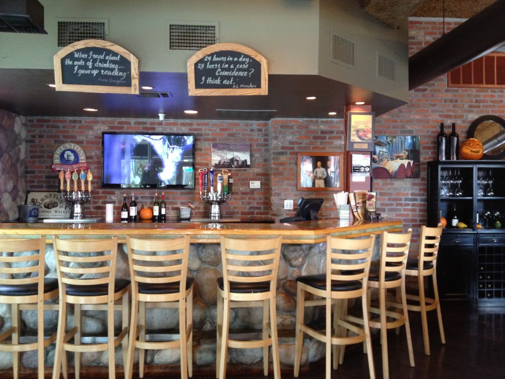 Pete's Restaurant in Midtown Sacramento serves wide choice of beer